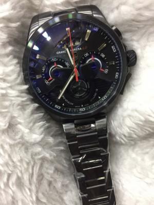 Réplica de relógio TAG Heuer Mercedes Aço NRTHMA-004