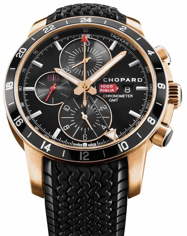 c124b0f9ae5 Réplica de relógio Réplica de Relógio Chopard Mille Miglia Chrono Gmt ...