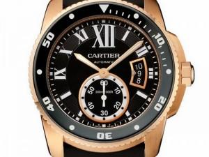 Réplica de relógio Réplica de Relógio Cartier Calibre Diver