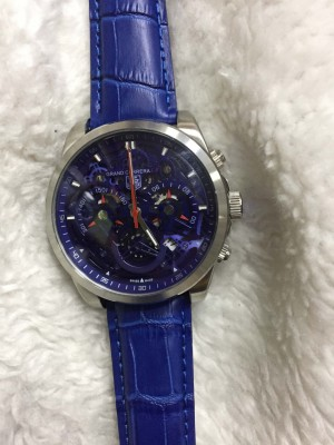 Réplica de relógio TAG Heuer CR7 COURO NRTHCR7-001