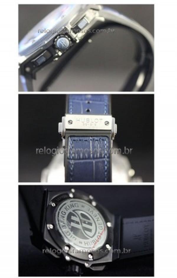Réplica de relógio REPLICA DE RELÓGIO HUBLOT BIG BANG