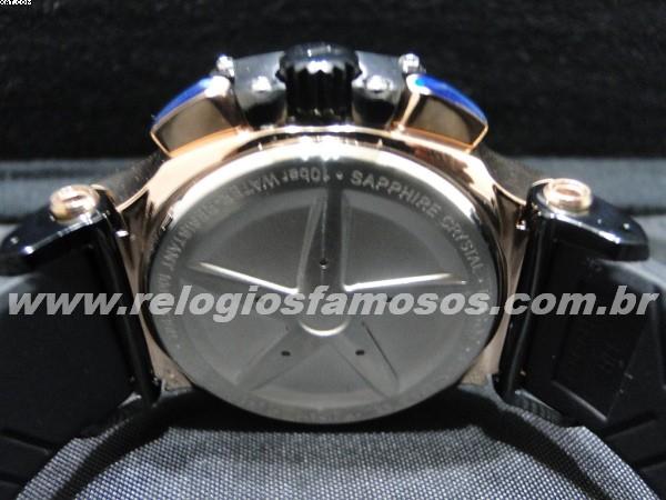 Réplica de relógio  TISSOT T-RACE OURO ROSE (TI499 )