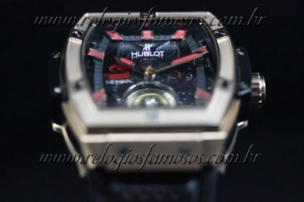 829ccab788a Réplica de relógio RÉPLICA DE RELÓGIO HUBLOT SENNA CHAMPION 88 EDITION ...