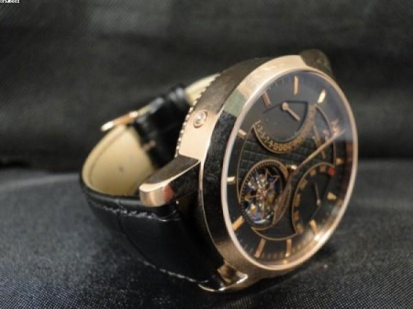 Réplica de relógio REPLICA DE RELOGIO VACHERON CONSTANTIN TURBILLION NEW GOLD ROSÊ - VAC05