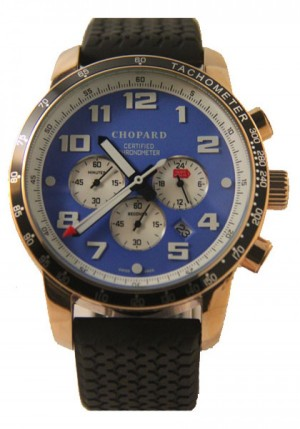 Réplica de relógio Réplica Relógio Chopard Mille Miglia Blue Gold