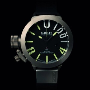 Réplica de relógio Réplica de Relógios U-Boat U-1001