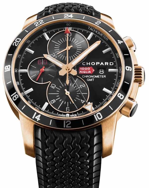 Réplica de relógio Réplica de Relógio Chopard Mille Miglia Chrono Gmt