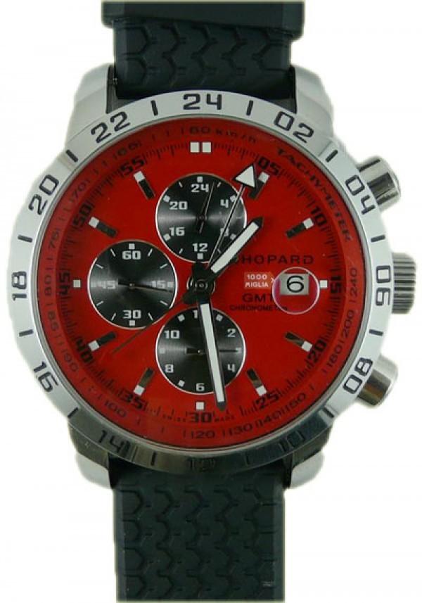 Réplica de relógio Réplica de Relógio Chopard 1000 Miglia Vermelho