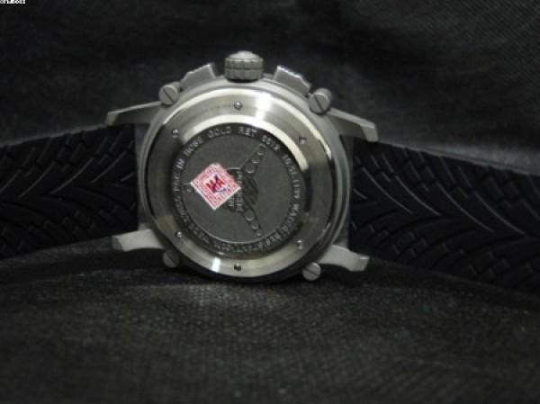 Réplica de relógio REPLICA DE RELOGIO PORSCHE DATE TURBILLION BRANCO - POR01