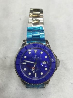 Réplica de relógio  Rolex Yacht-Master Aço RYMA-001