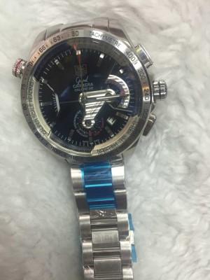 Réplica de relógio TAG Heuer Calibre 36 Aço NRTHCL36-001