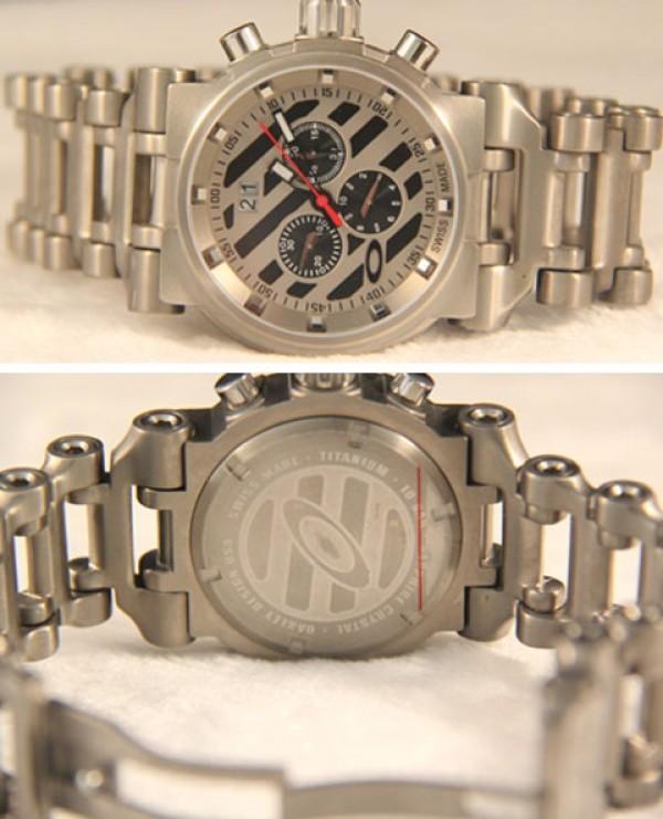 597678e48e5 Réplica de Relógio Oakley Hollow Point em até 3x sem juros no cartão.