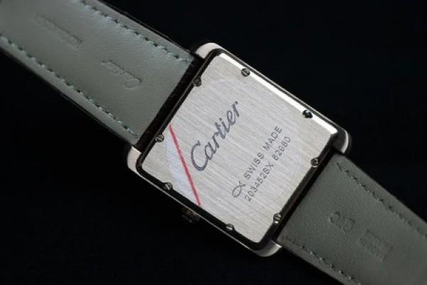 Réplica de relógio Cartier Tank