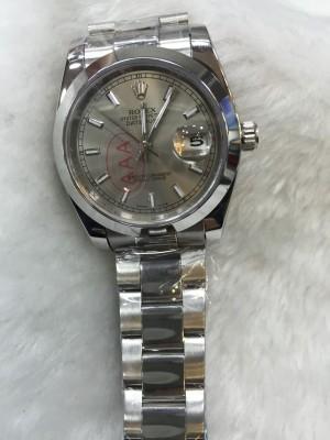 Réplica de relógio Rolex Datjust com Data RDD-008
