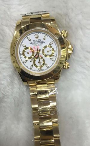 Réplica de relógio Rolex Daytona Pulseira Aço RDPA-002