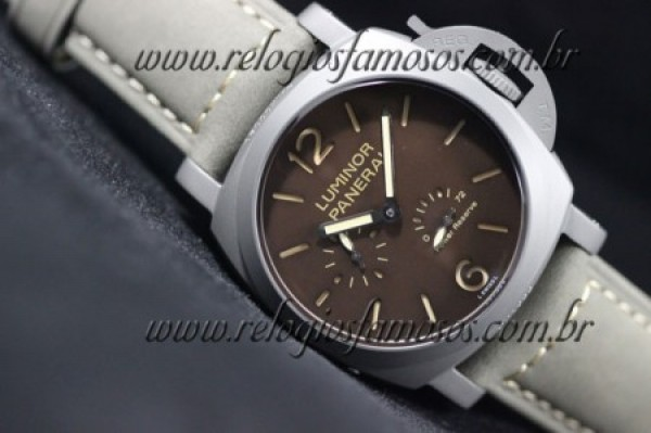 Réplica de relógio RÉPLICA DE RELÓGIO PANERAI LUMINOR