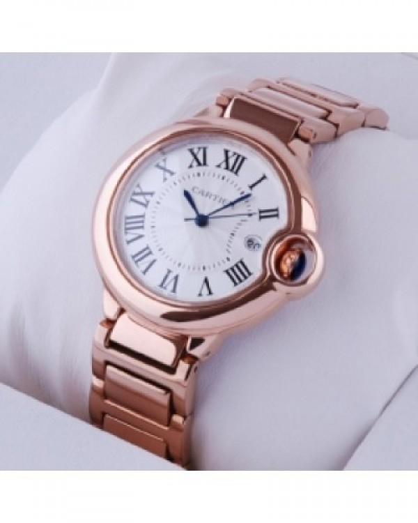Réplica de relógio CARTIER BALLON BLUE GOLD
