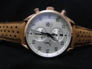 Réplica de relógio REPLICA TAG HEUER SPACEX FUNDO PRATA TAG42