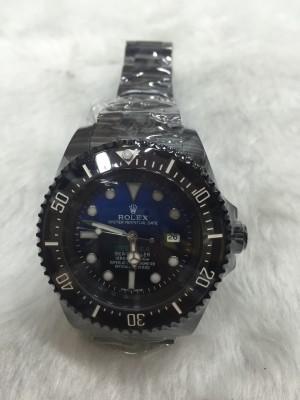 Réplica de relógio Rolex Deapsea 3D Caixa Preta RD3DCXP-001