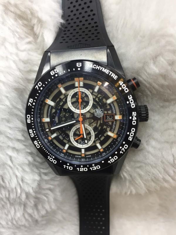 Réplica de relógio TAG Heuer Carreira Novo NRTHCN-009