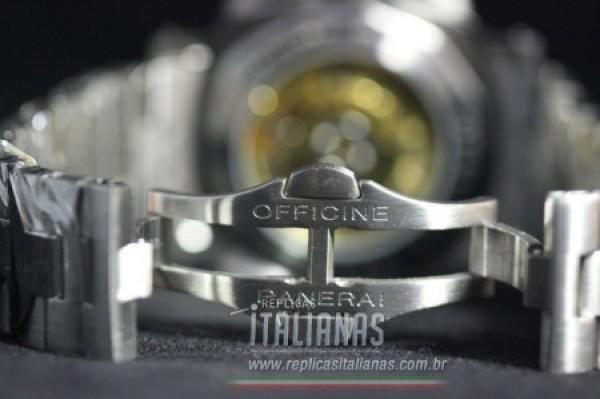 Réplica de relógio RÉPLICA DE RELÓGIO PANERAI LUMINOR MARINA AÇO