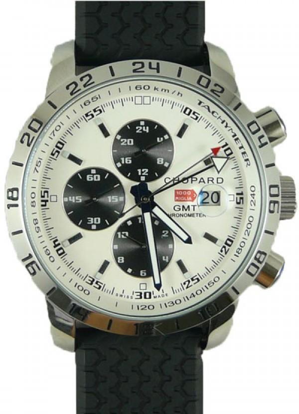 Réplica de relógio Réplica de Relógio Chopard 1000 Miglia Branco