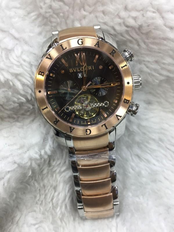 Réplica de relógio Bvlgari Automático BVA-0019