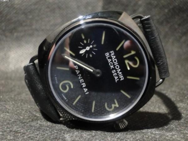 Réplica de relógio REPLICA DE RELOGIO PANERAI RADIOMIR BLACK SEAL - PAN03