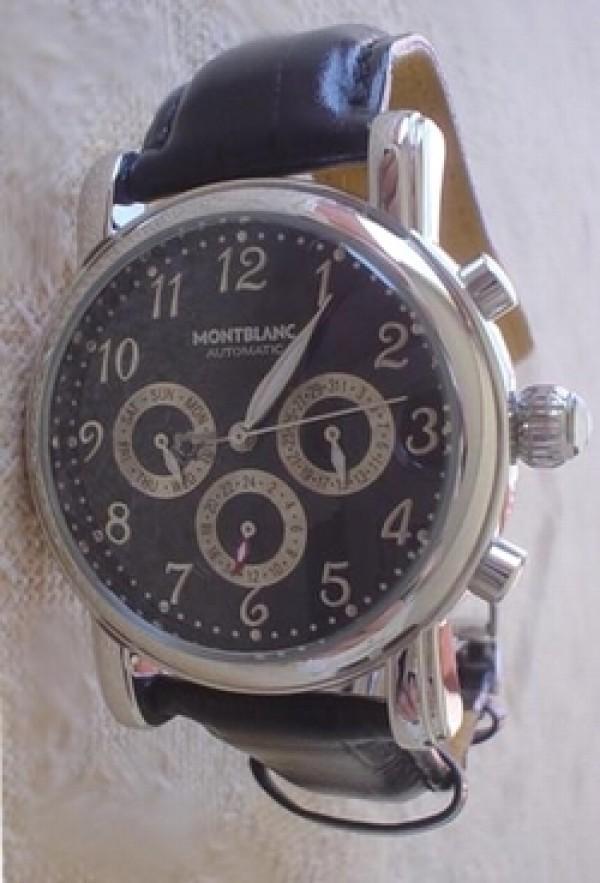 cde7791451a Réplica de Relógio Montblanc Meisterstuck 02 em até 3x sem juros no ...