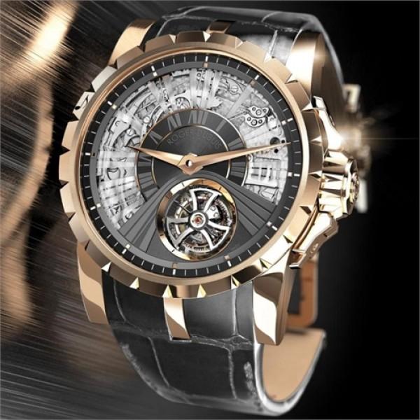 Réplica de relógio Réplica de Relógio Roger Dubuis Excalibur Minute