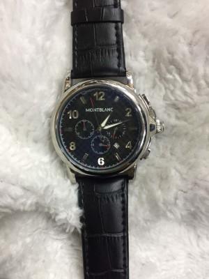 Réplica de relógio MontBlanc Couro MBC-0010