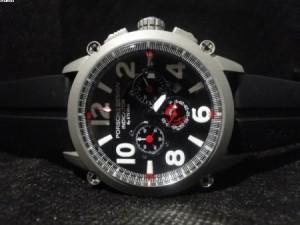 Réplica de relógio REPLICA DE RELOGIO PORSCHE DESIGN INDICATOR PVD - POR06