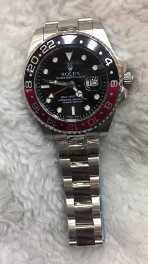 Réplica de relógio Rolex GMT Top 42mm GMTTOP42-005