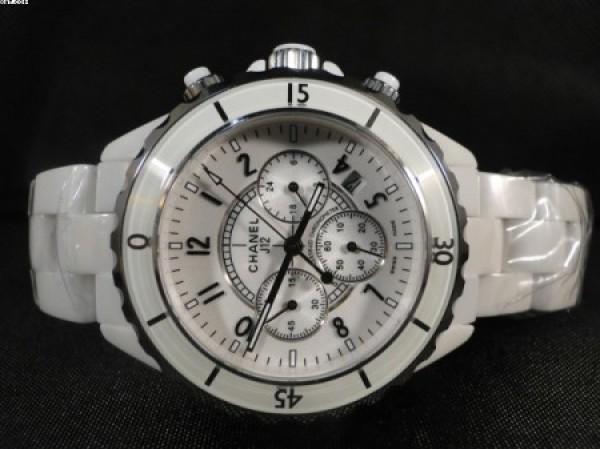 Réplica de relógio REPLICA DE RELOGIO CHANEL CERAMIC TOP LINE - CHN02