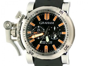 Réplica de relógio Réplica de Relógio Graham Chronofighter Oversize Diver