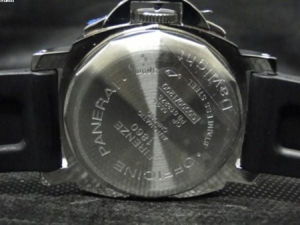 Réplica de relógio REPLICA DE RELOGIO PANERAI TURBILLION - PAN01
