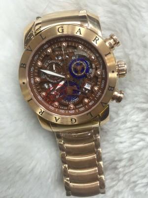 Réplica de relógio  Bvlgari Novo Com Safira BVNCS-004