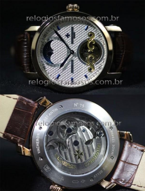 3756375d882 ... Réplica de relógio RÉPLICA DE RELÓGIO VACHERON CONSTANTIN GENEVE  TOURBILLON ...