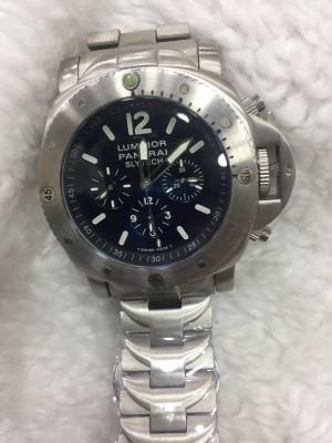 Réplica de relógio Panerai Aço RPANE-002