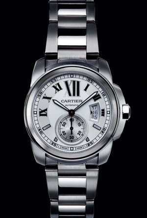 Réplica de relógio Réplica de Relógio Calibre de Cartier
