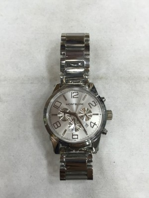 Réplica de relógio MontBlanc Aço MONTBA-001