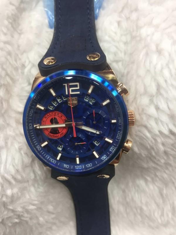 Réplica de relógio TAG Heuer John Couro NRTHJC-002