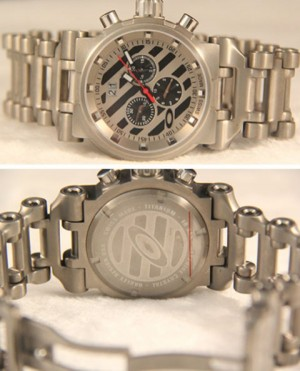 Réplica de relógio Réplica de Relógio Oakley Hollow Point