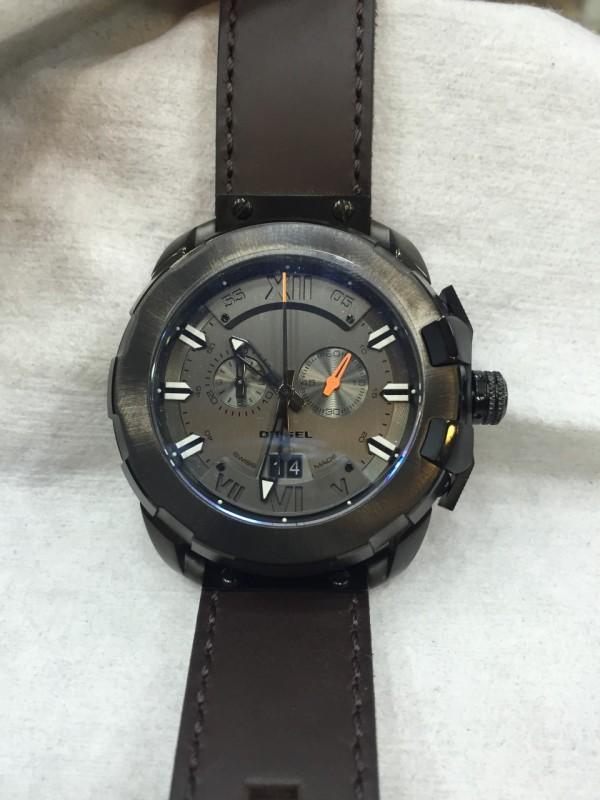 Réplica de relógio  Diesel DZS-0001 DZST-001