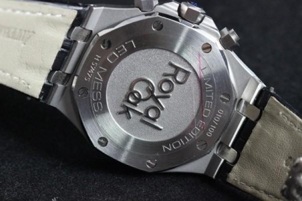 Réplica de relógio RÉPLICA DE RELOGIO AUDEMARS PIGUET ROYAL OAK