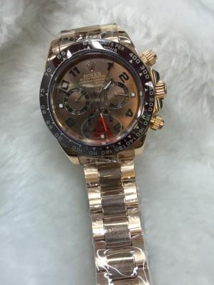 Réplica de relógio Rolex Daytona Rose RDCXR-001