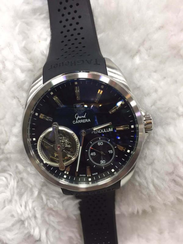 Réplica de relógio TAG Heuer Pendulum BORRACHA NRTHPB-003