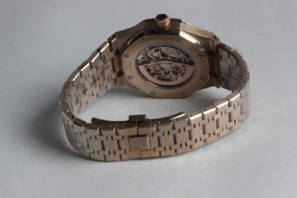 Réplica de relógio AUDEMARS PIGUET ROYAL OAK ROSÊ
