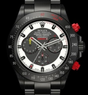 Réplica de relógio Réplica Relógio Rolex Daytona Fórmula 1 Brevet