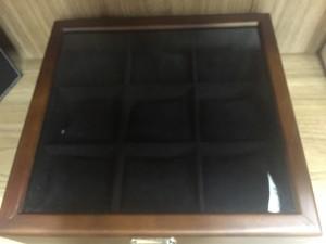 Réplica de relógio Estojo Madeira 9 Relógios EM9R-001